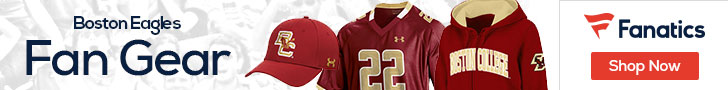 Boston College gear at Fanatics.com
