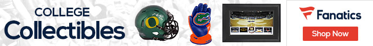 College Collectibles at Fanatics.com