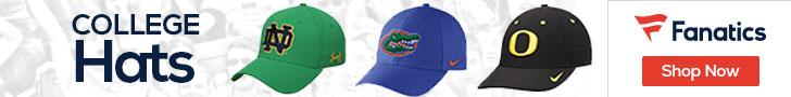 College Hats at Fanatics.com