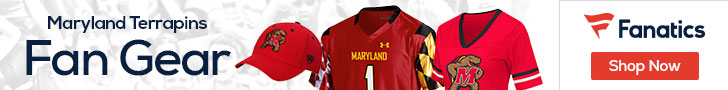 Maryland Terrapins gear at Fanatics.com