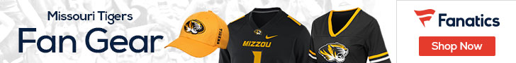 Missouri Tigers gear at Fanatics.com