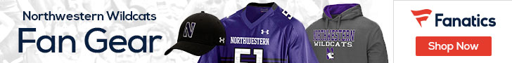 Northwestern Wildcats gear at Fanatics.com