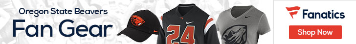 Oregon State Beavers gear at Fanatics.com