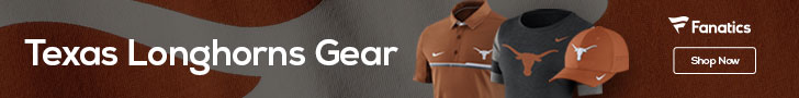 Texas Longhorns gear at Fanatics.com
