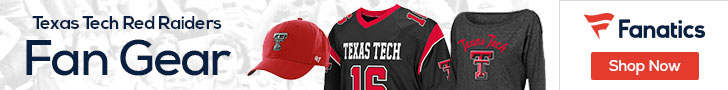 Texas Tech Red Raiders gear at Fanatics.com