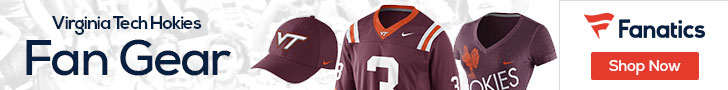 Virginia Tech Hokies gear at Fanatics.com