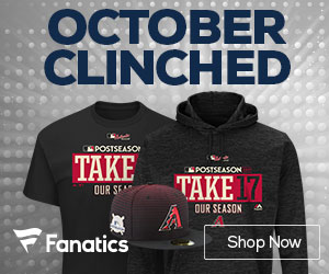 Arizona Diamondbacks 2017 Postseason Gear