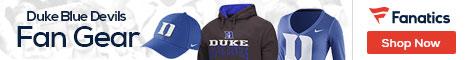 Duke Blue Devils 2015 National Championship Gear