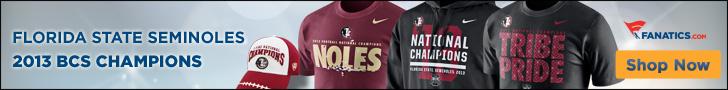 Shop Florida State Seminoles 2014 BCS Champion gear at Fanatics.com!