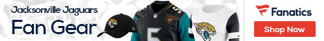 Shop for the Jacksonville Jaguars New Look at Fanatics!