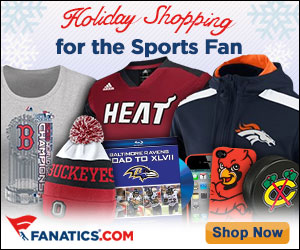 Shop for all of your favorite team holiday decor at Fanatics.com!
