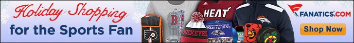 Shop for all of your favorite team holiday decor at Fanatics.com!