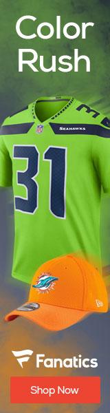 NFL Color Rush Jerseys