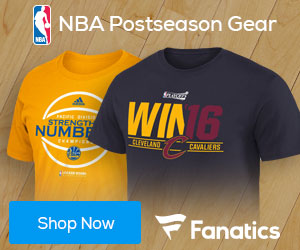 Shop for 2016 NBA Post Season fan gear and collectibles at Fanatics.com