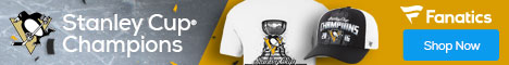 Pittsburgh Penguins Stanley Cup Champions