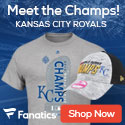Kansas City Royals World Series Champs Gear