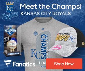 Kansas City Royals World Series Champs Gear
