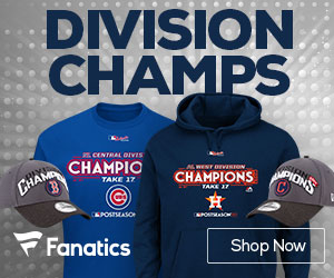 2017 MLB Playoff Gear