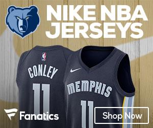 Memphis Grizzlies 2017-2018 Nike Jerseys