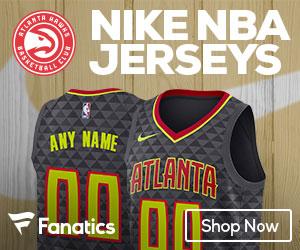 Atlanta Hawks 2017-2018 Nike Jerseys