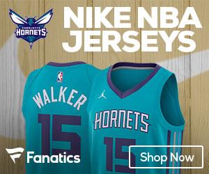 Charlotte Hornets 2017-2018 Brand Jordan Jerseys