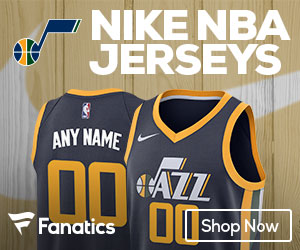 Utah Jazz 2017-2018 Nike Jerseys