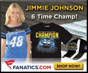Shop for Jimmie Johnson 2013 Sprint Cup Champion Merchandise at Fanatics.com