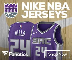 Sacramento Kings 2017-2018 Nike Jerseys