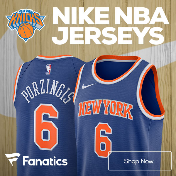 New York Knicks 2017-2018 Nike Jerseys