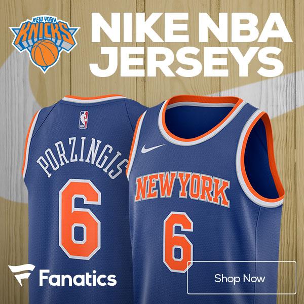 New York Knicks 2017-2018 Nike Jerseys
