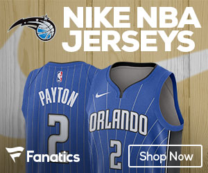 Orlando Magic 2017-2018 Nike Jerseys