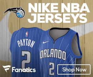 Orlando Magic 2017-2018 Nike Jerseys