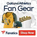 Oakland Athletics gear at Fanatics.com