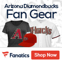 Arizona Diamondbacks Gear at Fanatics.com