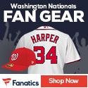 Washington Nationals gear at Fanatics.com
