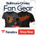 Baltimore Orioles Gear at Fanatics.com