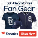 San Diego Padres gear at Fanatics.com
