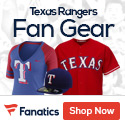 Texas Rangers gear at Fanatics.com