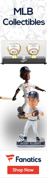 MLB Collectibles and Memorabilia gear at Fanatics.com