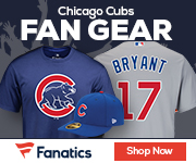 Chicago Cubs Gear at Fanatics.com
