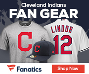 Cleveland Indians Gear at Fanatics.com
