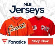MLB Jerseys at Fanatics.com