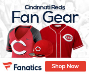 Cincinnati Reds Gear at Fanatics.com