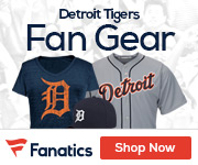 Detroit Tigers Gear at Fanatics.com