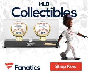 MLB Collectibles and Memorabilia gear at Fanatics.com