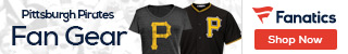 Pittsburgh Pirates gear at Fanatics.com