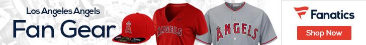 Los Angeles Angels of Anaheim Gear at Fanatics.com