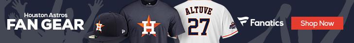 Houston Astros Gear at Fanatics.com