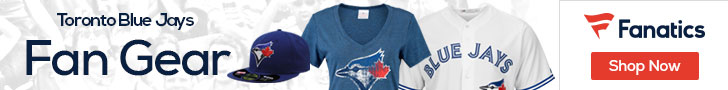 Toronto Blue Jays gear at Fanatics.com