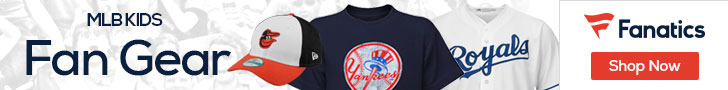 MLB Kids Gear at Fanatics.com